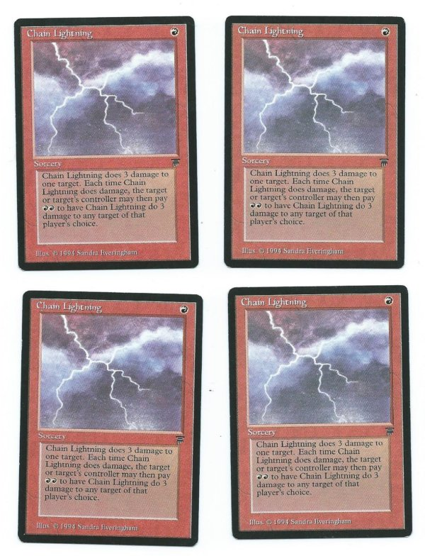 Chain Lightning front