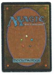 Magic MTG Arabian Nights Serendib Efreet back