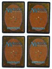 Magic MTG Mishra's Factory Antiquities playset back