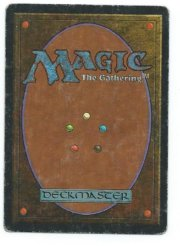 Magic MTG Unlimited Mana Vault back