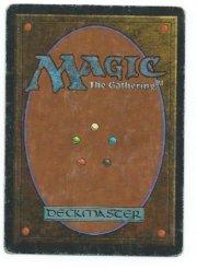 Magic MTG Unlimited Mana Vault back