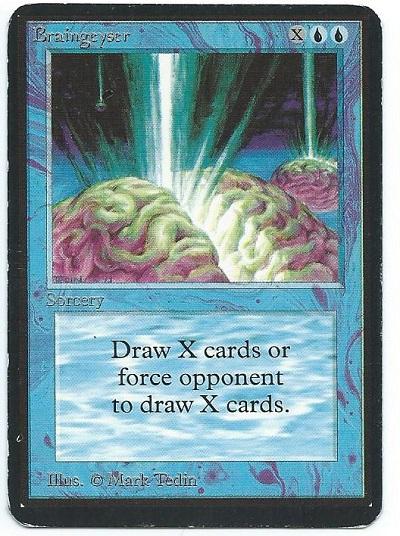 1x Alpha Braingeyser.