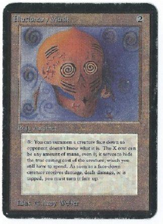Alpha Illusionary Mask