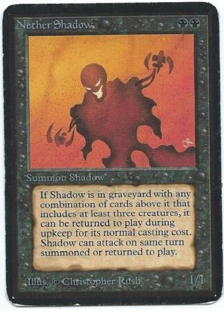 Alpha Nether Shadow