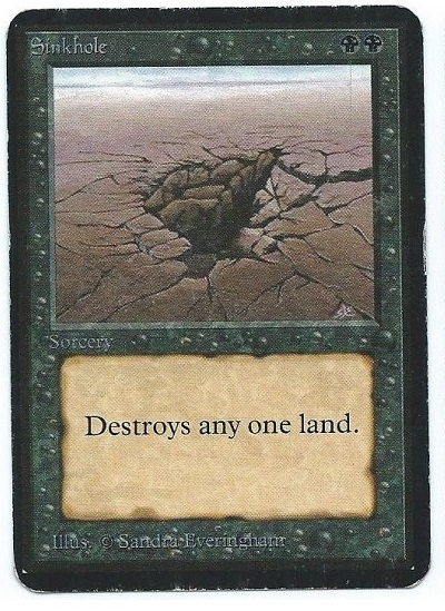 Alpha Sinkhole