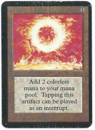 Alpha Sol Ring