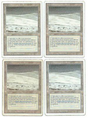4x tundra dual lands