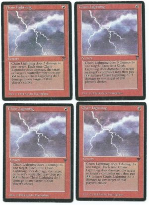 Playset chain lightning front