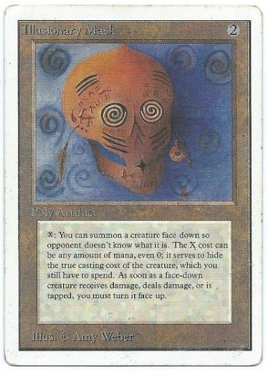 Unlimited Illusionary Mask