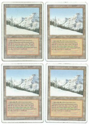 Revised duel land playset taiga