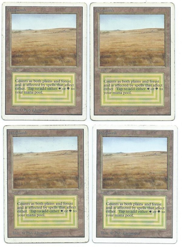 Unlimited savannah playset vintage
