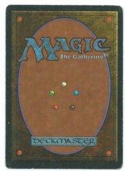 Magic MTG FBB Plateau French back #1