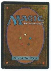 Magic MTG Antiquities Transmute Artifact Back