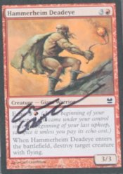 hammerheim deadeye artist proof