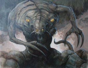 soul scourge original magic painting