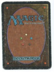 Magic MTG Alpha Sleight of Mind HP back