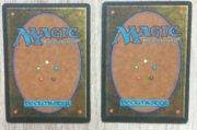 Magic MTG Legends Karakas back