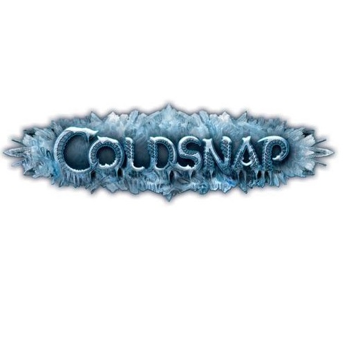 Coldsnap complete set