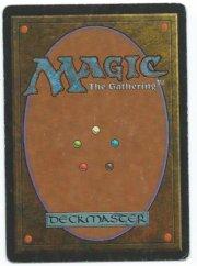 Magic MTG Revised Bayou back