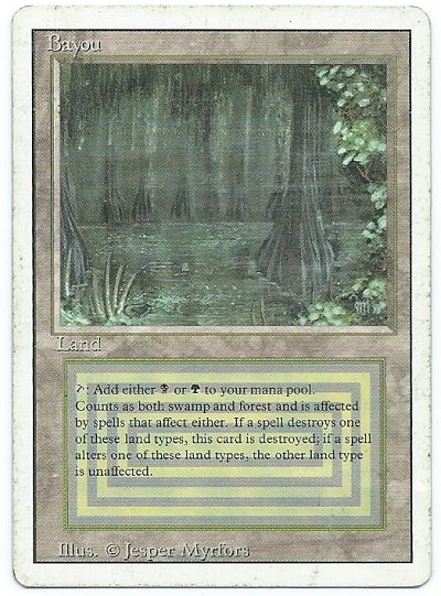 revised bayou HP front