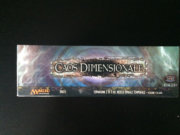 Planar Chaos Italian Sealed booster box 3