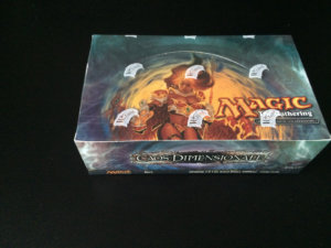 Planar Chaos Italian Sealed booster box