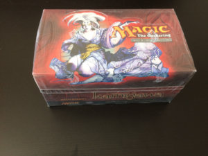 Champions of Kamigawa ITALIAN Sealed 12 Theme Decks