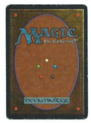 Magic MTG Antiquities Candelabra ot Tawnos fback