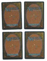 Magic MTG Unlimited Psionic Blast back