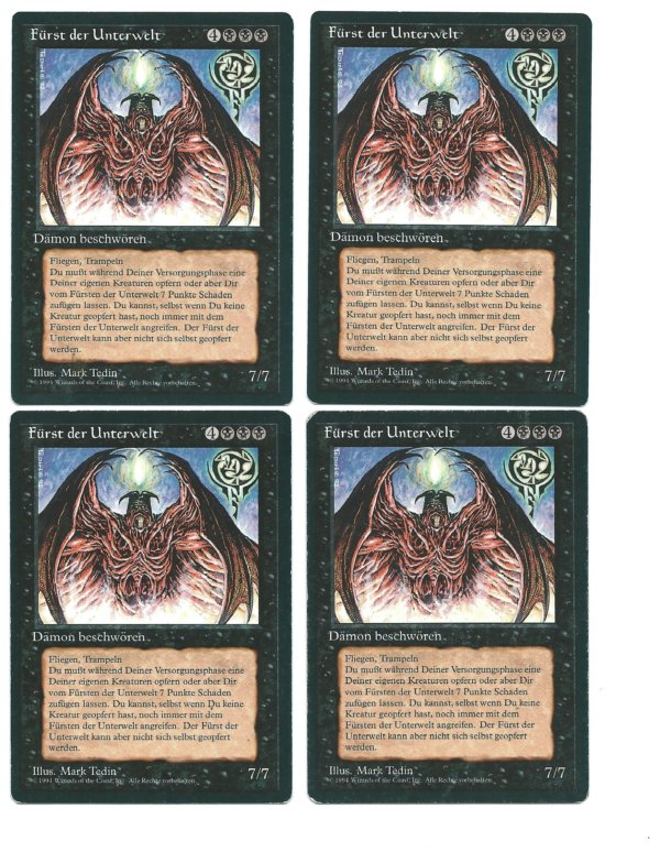 Magic MTG FBB Lord of the Pit front