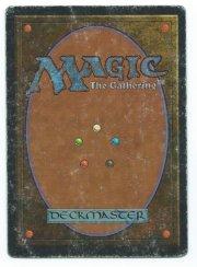 Magic MTG Jihad Arabian Nights back