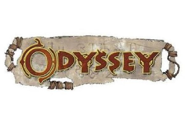 Magic MTG Odyssey Complete set English