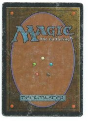 Magic MTG Arabian Nights Erhnam Djinn back