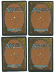 Magic MTG 4x FBB Swords to Plowshares French back