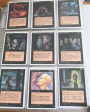 Magic MTG complete set 4th edition 1