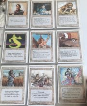 Magic MTG complete set 4th edition 4