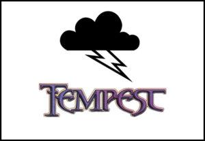Magic MTG Tempest complete set