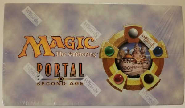 2nd Age Pre-Con Deck Box (15 Decks, English) - Sealed
