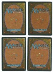 Magic MTG 4x Illusion of Grandeur back