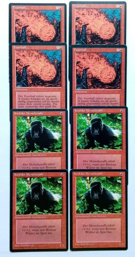 Kird Ape + Fireball