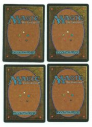 Magic MTG 4x Swords to Plowshares FBB Chinese Asian back