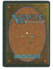 Magic MTG FBB Ball Wheel of Fortune French first edition back