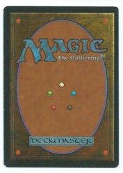 Magic MTG FBB Braingeyser German back