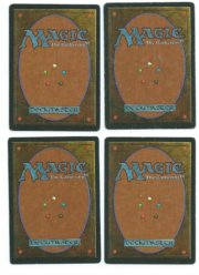 Magic MTG 4x FBB Sengir Vampire French back