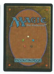 Magic MTG FBB Bayou German back