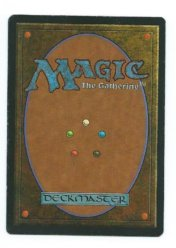 Magic MTG FBB Savannah German back