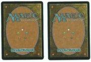 Magic MTG 2x Trinisphere Darksteel FBB Japanese Gathering Card www_MoxBeta_Com back
