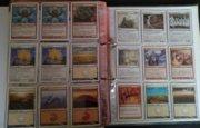 Salvat Hachette Magic MTG cards miscellaneous