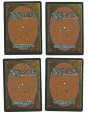 Magic MTG 4x English Legends Imprison Banned back
