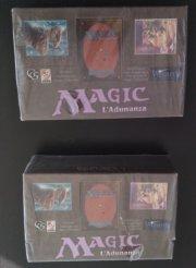 The Dark Italian boxes sealed new